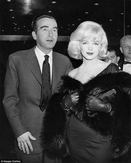 Ngam loat anh doi thuong sieu hiem cua Marilyn Monroe - Anh 5