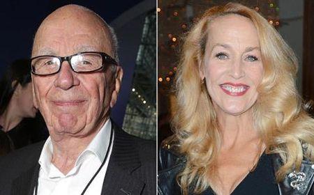 Trum truyen thong Murdoch chinh thuc hen ho ban gai cu cua Mick Jagger - Anh 1