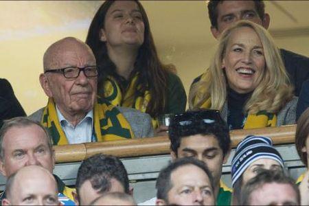 Trum truyen thong Murdoch chinh thuc hen ho ban gai cu cua Mick Jagger - Anh 2