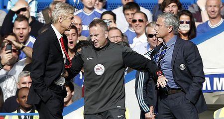 Jose Mourinho lai khieu khich Wenger - Anh 1