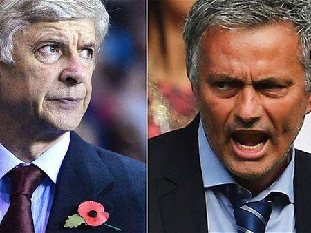 Jose Mourinho lai khieu khich Wenger - Anh 2