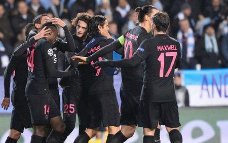 Xac dinh 9 doi gianh ve vuot qua vong bang Champions League - Anh 1