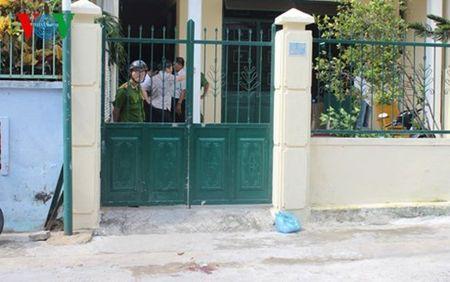 Truy tim hung thu ban chet nguoi Trung Quoc o Da Nang - Anh 1