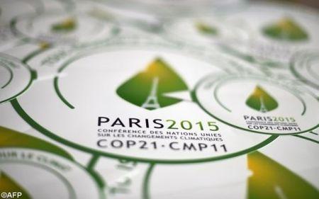 Thong diep kep tu quyet tam to chuc COP21 tai Phap - Anh 1