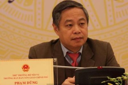 Bo nhiem trung tuong Pham Dung lam Thu truong Bo Cong an - Anh 1