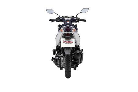 Yamaha Nouvo FI phien ban 2016 co gi moi? - Anh 2