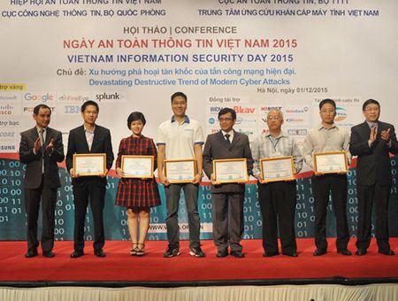 CyRadar cua FPT dat chung nhan san pham an toan thong tin chat luong cao - Anh 1