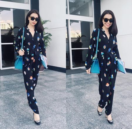 """My nhan Viet """"thap sang"""" street style ngay dong - Anh 5"""