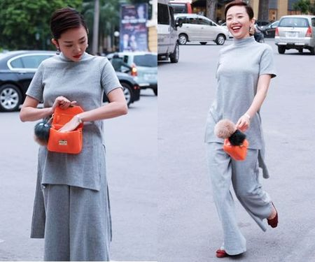 """My nhan Viet """"thap sang"""" street style ngay dong - Anh 8"""