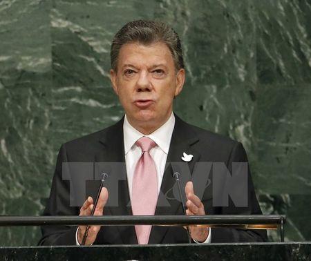 Colombia lan dau tien tu choi dan do du kich FARC sang My - Anh 1