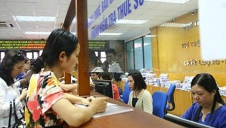 TPHCM: Phan dau giam 80% tong so no thue - Anh 1