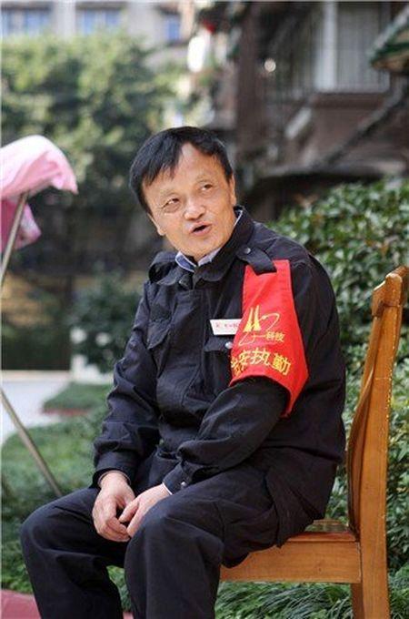 "Nhan vien bao ve ""noi nhu con"" vi giong ty phu Jack Ma - Anh 2"