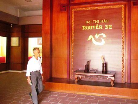 Ky bi khu di tich Nguyen Du - Anh 1