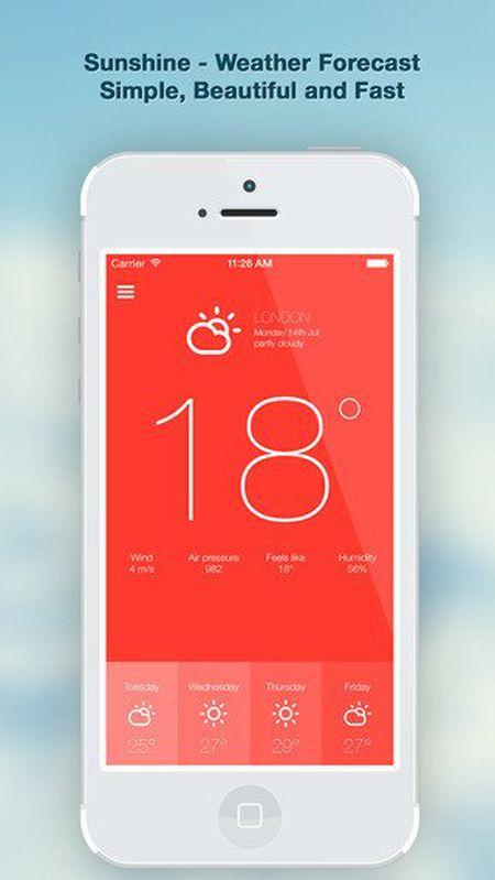 8 ung dung iOS co phi dang bieu khong cho iPhone - Anh 2