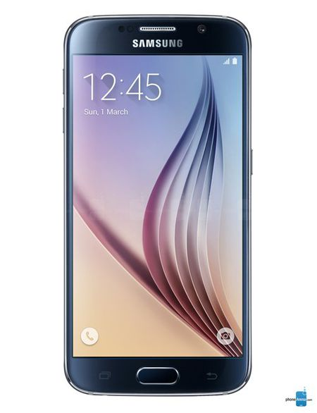 Samsung Galaxy S7 nang tam camera, man hinh - Anh 1