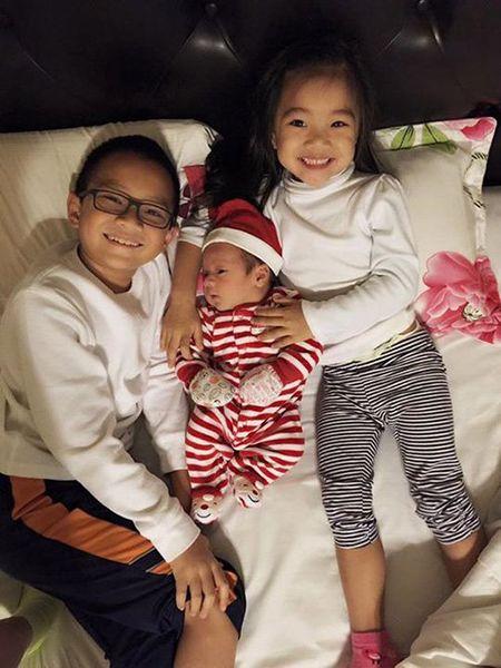 Facebook sao 2/12: Con trai Lam Truong ngay cang giong bo - Anh 2