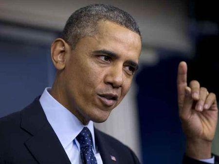 Tong thong My Obama tu tin du doan nguoi ke nhiem - Anh 1
