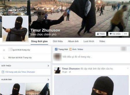 Doi tuong gia danh IS tren Facebook la… hoc sinh cap 2 - Anh 1
