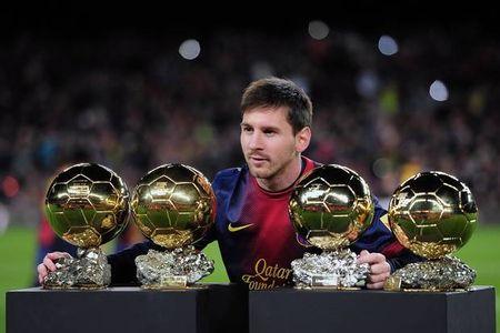 5 ky luc cua Lionel Messi se khong de bi pha trong tuong lai gan - Anh 2