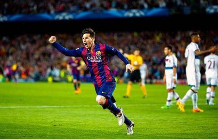 5 ky luc cua Lionel Messi se khong de bi pha trong tuong lai gan - Anh 4