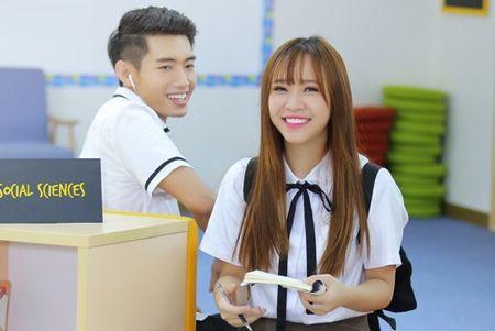 Bao Uyen tung MV dep lung linh voi Quang Dang - Anh 1