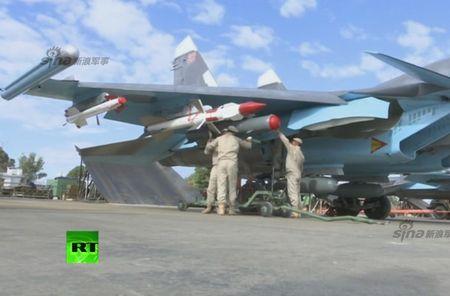 "May bay nem bom Su-34 lieu co ""cua thang"" neu khong chien? - Anh 1"