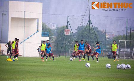 U23 Viet Nam chinh thuc buoc vao cuoc kho luyen - Anh 1