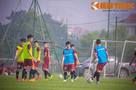 U23 Viet Nam chinh thuc buoc vao cuoc kho luyen - Anh 2