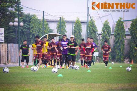 U23 Viet Nam chinh thuc buoc vao cuoc kho luyen - Anh 3