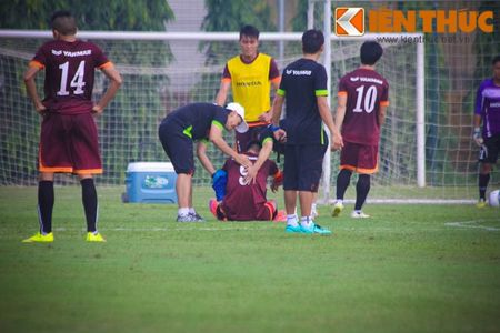 U23 Viet Nam chinh thuc buoc vao cuoc kho luyen - Anh 4
