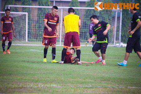 U23 Viet Nam chinh thuc buoc vao cuoc kho luyen - Anh 5