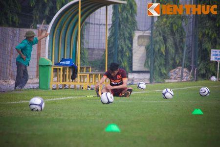 U23 Viet Nam chinh thuc buoc vao cuoc kho luyen - Anh 6