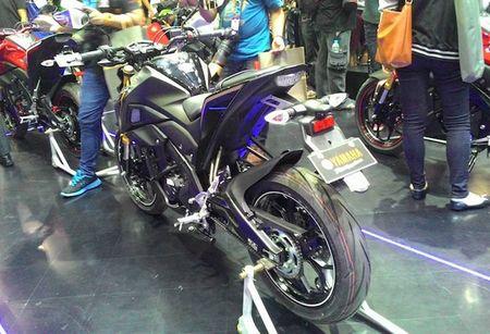Yamaha ra mat naked bike M-Slaz moi gia 56 trieu dong - Anh 11