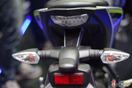 Yamaha ra mat naked bike M-Slaz moi gia 56 trieu dong - Anh 12