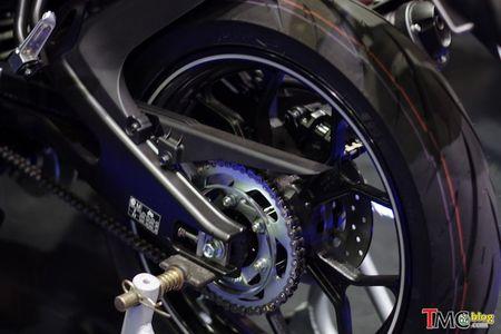 Yamaha ra mat naked bike M-Slaz moi gia 56 trieu dong - Anh 13
