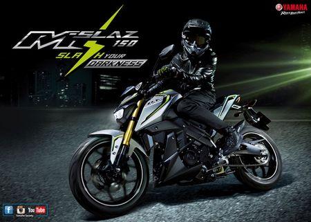 Yamaha ra mat naked bike M-Slaz moi gia 56 trieu dong - Anh 15