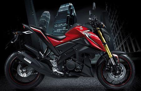 Yamaha ra mat naked bike M-Slaz moi gia 56 trieu dong - Anh 1