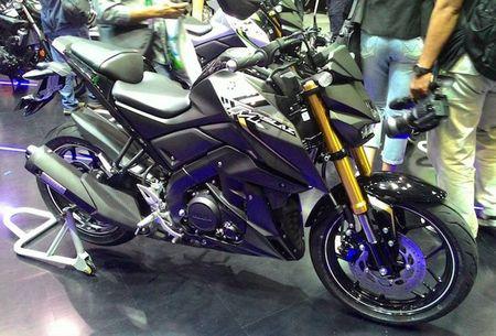 Yamaha ra mat naked bike M-Slaz moi gia 56 trieu dong - Anh 2