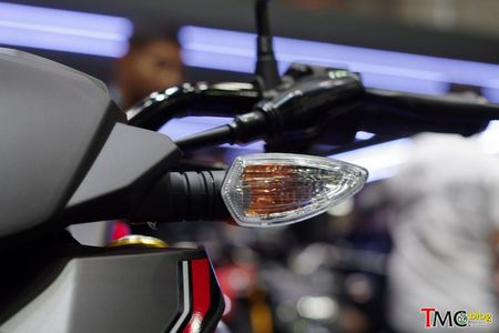 Yamaha ra mat naked bike M-Slaz moi gia 56 trieu dong - Anh 4