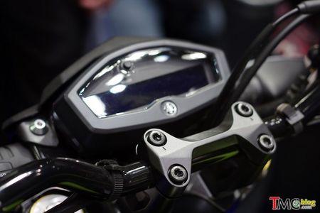 Yamaha ra mat naked bike M-Slaz moi gia 56 trieu dong - Anh 5