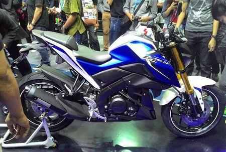 Yamaha ra mat naked bike M-Slaz moi gia 56 trieu dong - Anh 7