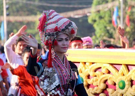 Muc kich Quan doi Lao dieu binh chao mung 40 nam Quoc khanh - Anh 13