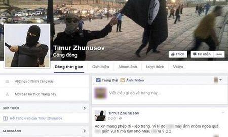 Ba doi tuong lap Facebook gia danh IS la hoc sinh cap 2 - Anh 1