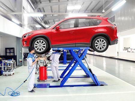 Xe Mazda duoc uu dai dich vu cuoi nam - Anh 1