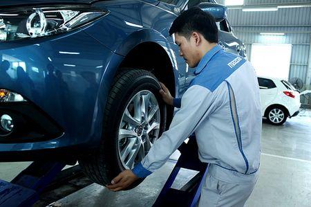 Xe Mazda duoc uu dai dich vu cuoi nam - Anh 2