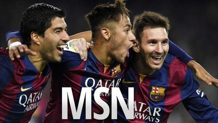 Messi - Suarez - Neymar la bo ba hay nhat moi thoi dai? - Anh 1