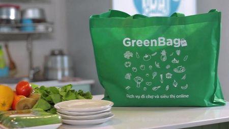 Green Bag: Di cho gium ban - Anh 1