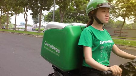Green Bag: Di cho gium ban - Anh 4