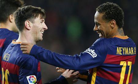 "Bi Messi va Neymar ""ngon"" tien, Barcelona lam nguy? - Anh 1"