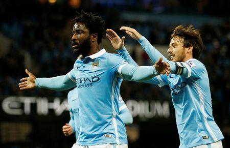 Man City vao ban ket Cup Lien doan Anh - Anh 2